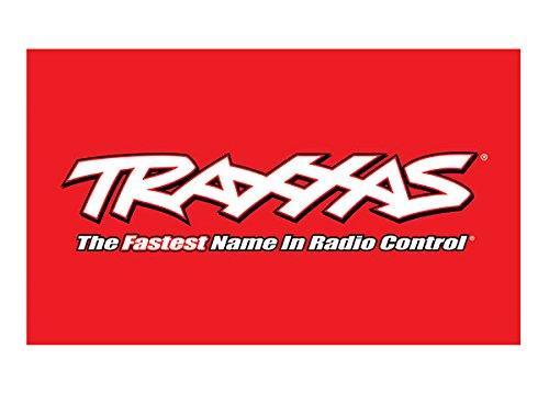 Traxxas 3' X 5' Logo Flag RED -