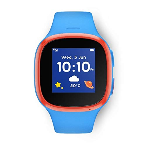 00d4831264b5 Alcatel V-Kids Watch by Vodafone Reloj Inteligente para niños con V-SIM  incluida