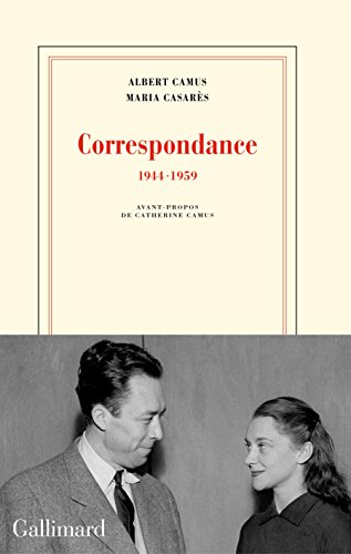 Correspondance (1944-1959) (Blanche) (French Edition)