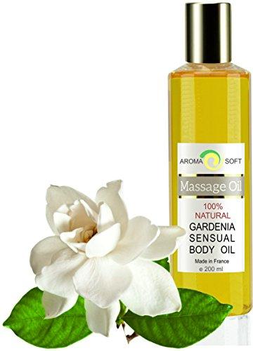 Gardenia-geschenk-set (Traubenkernöl Massage 200 ml (Gardenia))