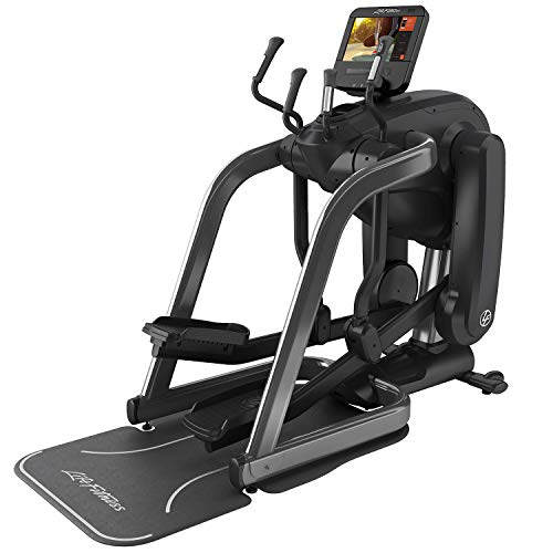 Life Fitness Elevation Series FlexStrider with SE3HD Console - Titanium Storm