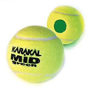 Karakal MID TENNIS BALL (Set of 12) Review 2018