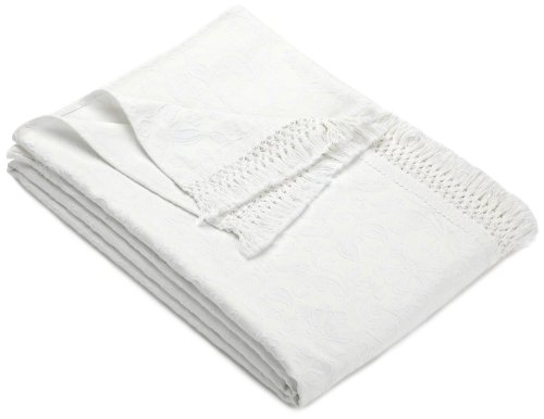 Hagemann Aida_50200_weiß Sofaläufer 50 x 200 cm, weiß