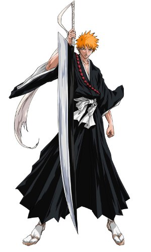 Sticker Enfant Manga Bleach 80x160cm