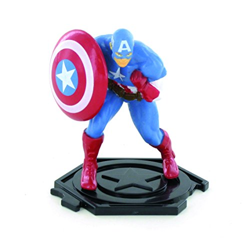 Avengers Figure Captain America (Comansi 96025)