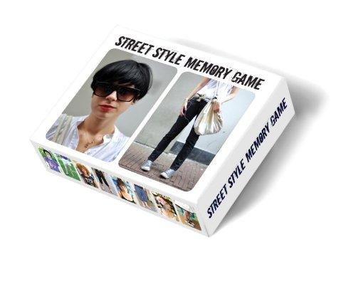 Preisvergleich Produktbild Street Style Memory Game