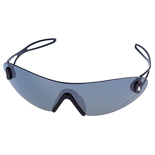 Sonnenbrille Star Trek Scotty CE Nasenpolster abnehmbar Monoglas grau