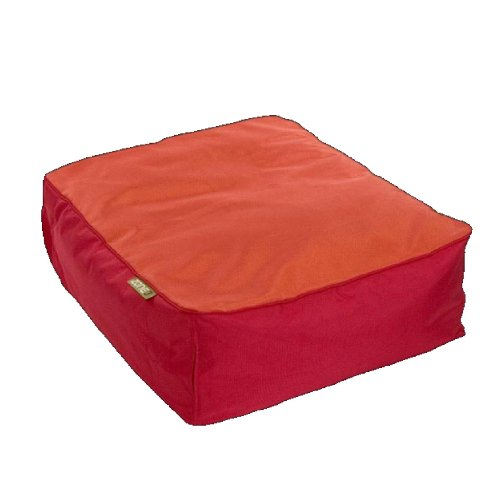Modul 2 für Sitzsack 'ZONE3' rot/orange - Gamer & Chill Out