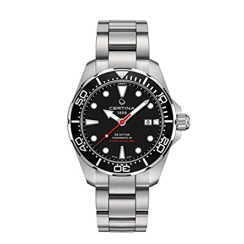 DS ACTION DIVER POWERMATIC 80 C032.407.11.051.00