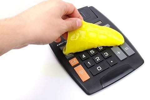 Accessoire de nettoyage antibactérien pour votre clavier Logitech Keyboard K120 Clavier Azerty USB