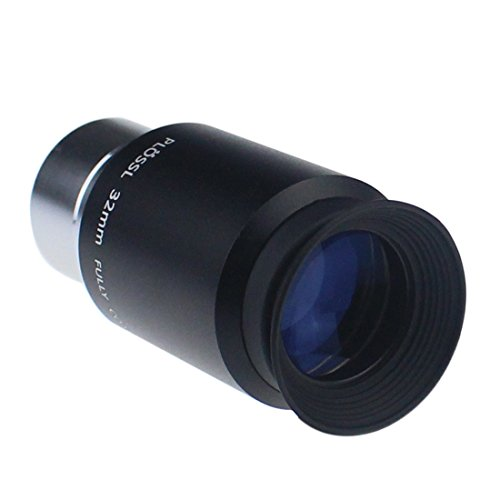 Solomark Optics 1,25 Telescopio Plossl Ocular 4 mm