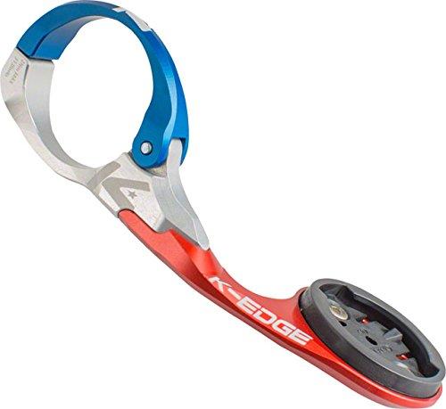 K-Edge Race Aero Soporte para Garmin Edge 20, 25, 520, 820, Color...