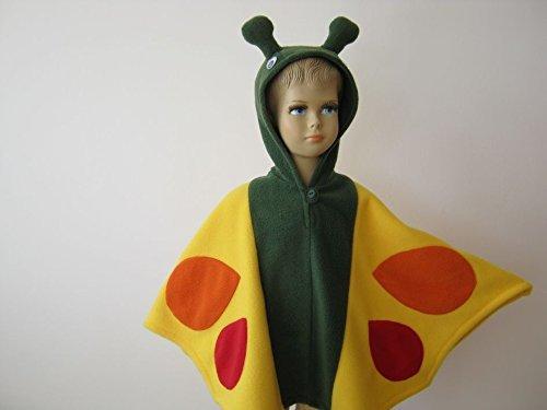 Kleinkind Kostüme Halloween Schmetterlings (fasching karneval halloween kostüm cape für kleinkinder)