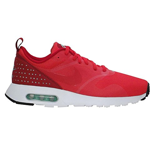 Nike Air Max Tavas, Scarpe da Corsa Uomo, Rosso Rojo (action red/action red-gym red-white)