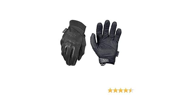 Noir Taille S TSEL-55-008 Adulte Unisexe S Mechanix Gants Element #TouchTec