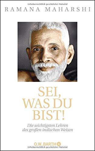 Sei, was du bist!: Die wichtigsten Lehren des großen indischen Weisen