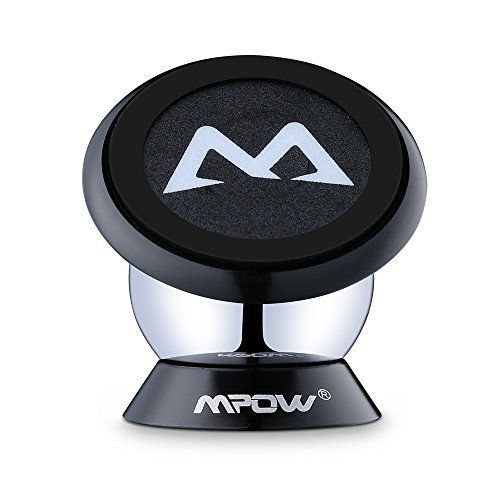 Magnetic-Phone-Holder-Mpow-360-Degree-Rotatable-Car-Phone-Holder-Sticky-Magnetic-Car-Mounts-Dashboard-Cradle-for-iPhone-7-6s-SE-5-5S-Samsung-Galaxy-S6-S5-Note-5-4-LG-HTC-Sony-Huawei-P9-and-Other-Smart