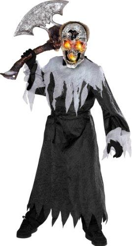 Skull - Halloween - Kinder-Kostüm - Large - 147cm