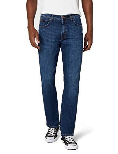 Wrangler Herren ARIZONA Jeans, Blau (Burnt Blue 39E), 32W/34L