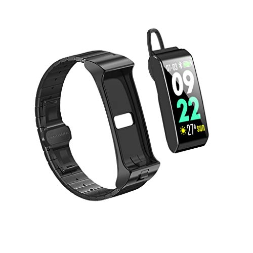 Foroner S3S Fitness Tracker Blutdruck Herzfrequenz-Monitor Smart Watch Sport Armband -