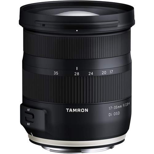 Tamron A037E Objektiv, 17-35mm F/2.8-4 Di OSD schwarz (35 Mm Tamron)