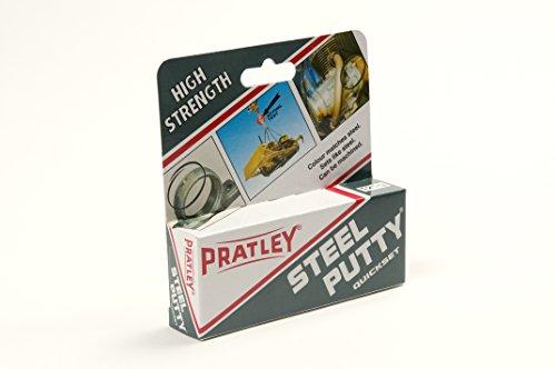 2-x-pratley-steel-metal-adhesive-epoxy-putty-125g-84136-new