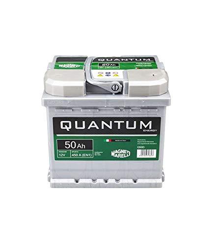 Quantum Marelli L1 Batteria Auto 50AH 420A 12V