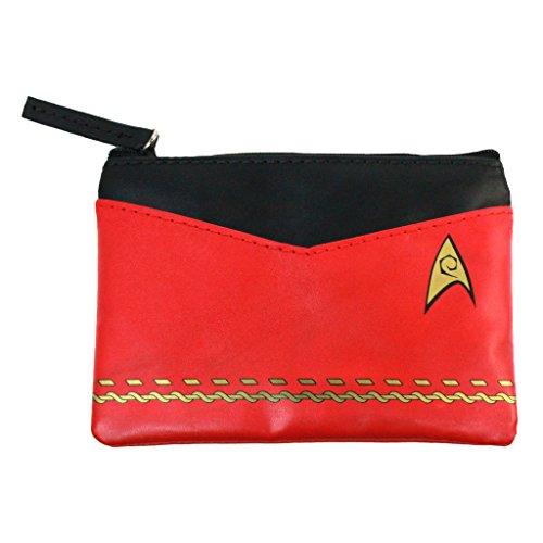The Coop Star Trek Original Series Red Uniform Coin ()