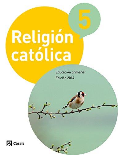 Religión Católica 5 Primaria (2014) - 9788421857007