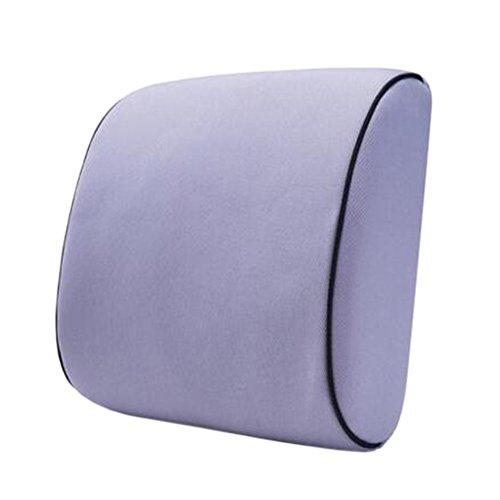 Blancho Coussin de voiture de coussin arrière élégant/soutien de taille de coussin de chaise de bureau #10