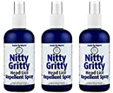 (3 Pack) - Nitty Gritty - Defence Spray | 250ml | 3 Pack Bundle