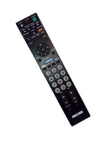 ersetzt Fernbedienung kompatibel für Sony kdl-32s20l kdl-40vl130kdl-32X BR6kdl-32fa60032L4000KDL40S3000rmyd005klv52W410kdl22bx320kdl22l4000Plasma LCD LED BRAVIA HDTV TV -