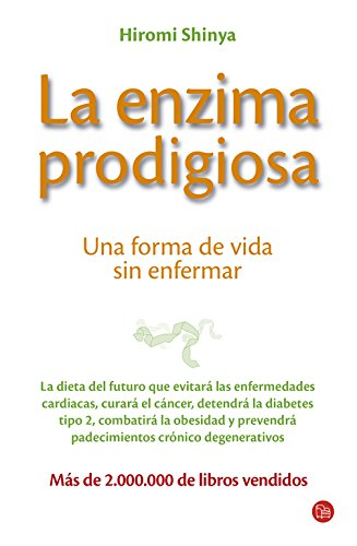 La enzima prodigiosa (ACTUALIDAD) por Hiromi Shinya