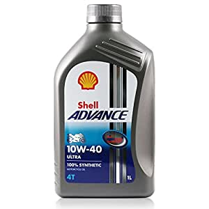 shell advance 4t ultra 10w40 100 synthetic motorcycle oil. Black Bedroom Furniture Sets. Home Design Ideas