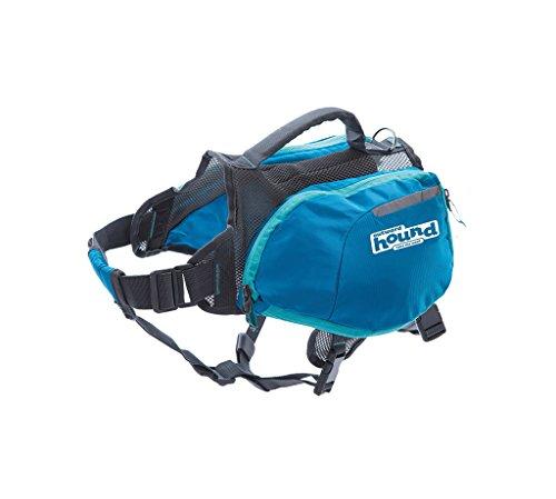 Kyjen 22001 Outward Hound DayPak Hunde-Rucksack Tasche im Satteltaschenstil, verstellbar, Größe S, blau