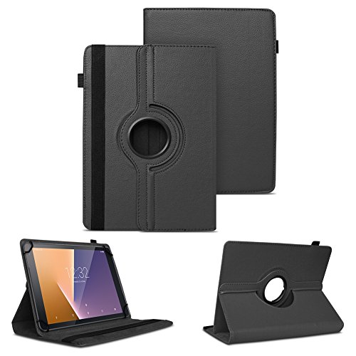 NAUC Schutz Tasche für Vodafone Smart Tab 4 Hülle Schutzhülle Case Tablet Cover Etui