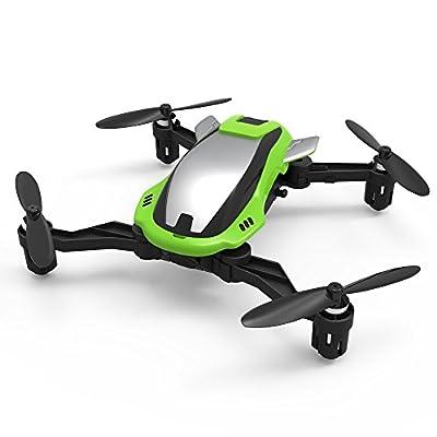 KAI DENG Drone Quadcopter with Camera, Headless Mode, 360 Degree Flip, Beginners' Drone by KAI DENG