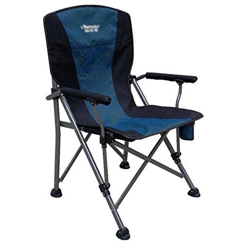camping klappstuhl Leichte Durable Outdoor Sitz - Perfekt für Camping, Festivals, Garten, Caravan Trips, Angeln, Strand, BBQs ( Farbe : 4 )