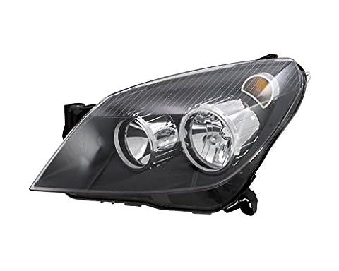 für Opel Astra H Gtc H H Twintop 04-07 Scheinwerfer H1 + H7 Links
