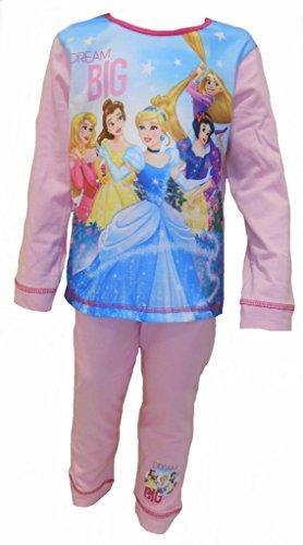 Disney Prinzessin-Girls Dream Big Pyjamas Größen von 18 bis 24 Monate