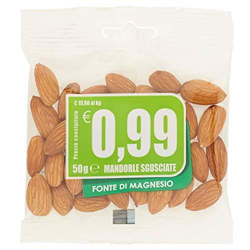 Eurocompany Mandorle Sgusciate - 50 gr