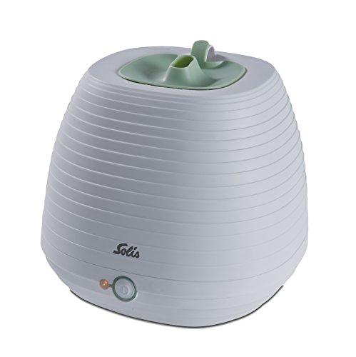 SOLIS Aroma Luftbefeuchter, Hygienische Wasserverdampfung, Aromafunktion, 2,8 l, Aroma Steamer (Typ 7215)
