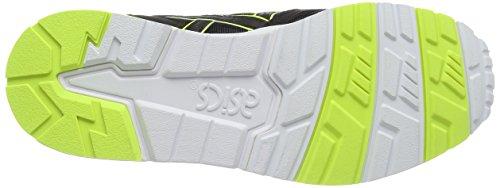 Sapatilhas Preta preto V Branco Asics Lyte Mediana Unisexo Gel Gs 9090 wCpXnUq4x