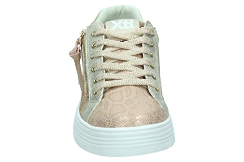 Xti 48030, Sneakers Basses Femme Rose (Nude)