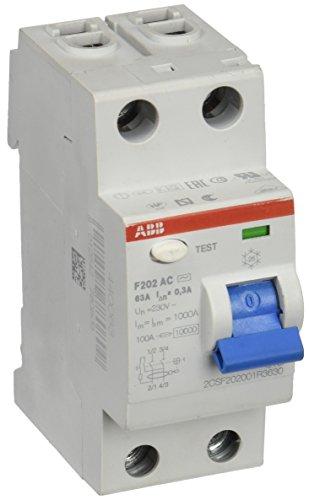 Abb-entrelec f200ac - Diferencial f202ac 63a 300ma