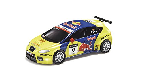 Scalextric Compact - Coche Compact Seat León WTCC