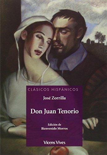 Don Juan Tenorio (clasicos Hispanicos) (Clásicos Hispánicos) - 9788468222172