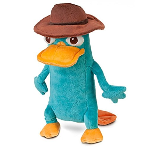Phineas And Ferb Perry Standing Plush Toy