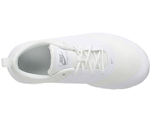 Nike Air Max Thea (Ps), Chaussures de Running Entrainement Fille Blanc