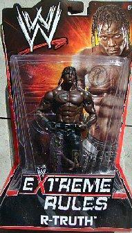 Mattel WWE Extreme Rules - R-Truth Figurine Figure